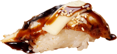 Foto Unagi cheese